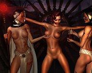 Amazing 3D Porn