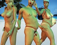 Crazy 3D
