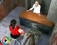 3D Anime Video