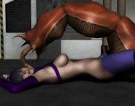 3D Evil Porn