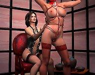 3D Sex Club